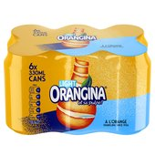 Orangina Light Orange