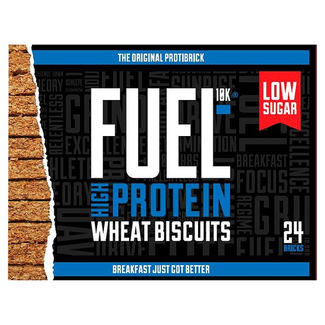 Fuel Protein Wheat Biscuit 24 Pack