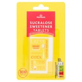 Morrisons Sucralose Sweetener Tablets