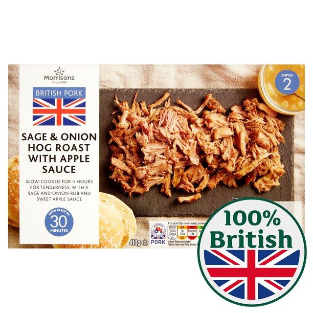 Morrisons Morrisons Hog Roast With Sage Amp Onion Rub
