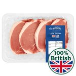 Morrisons British Pork Loin Chops