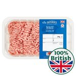 Morrisons British Minced Pork 20% Fat