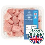 Morrisons Lean British Diced Pork