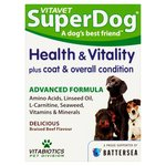 Superdog Health And Vitality Supplements