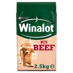 Winalot Adult Dog Food Beef