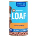Morrisons Complete Dog Food Loaf With Chicken