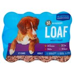 Morrisons Complete Dog Loaf Chicken Beef Lamb & Turkey