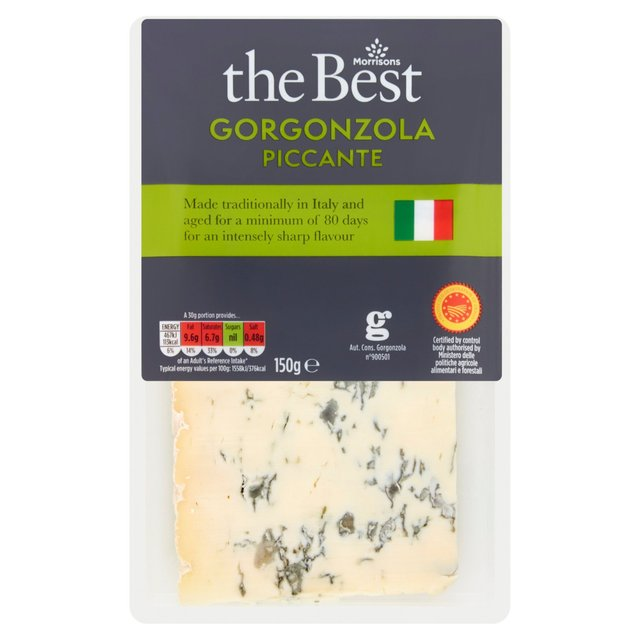 Morrisons The Best Gorgonzola Picante