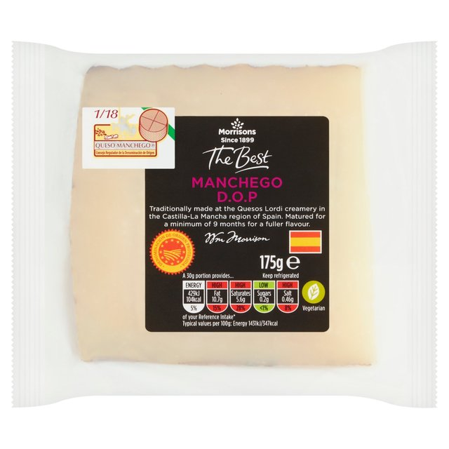 Morrisons The Best 9 Month Matured Manchego