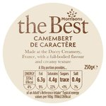 Morrisons The Best French Camembert