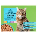 Morrisons Complete Cat Food Senior Selection In Gravy