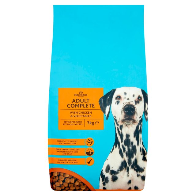 What Is The Best Build Up Food For My Dog