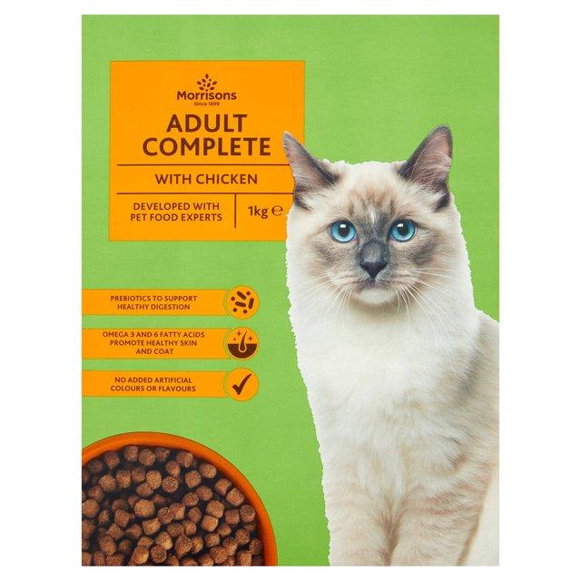 Morrisons Cat Food Offers
