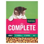 Morrisons Complete Box Cat Food With Salmon And Vegetables