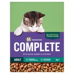 Morrisons Complete Box Cat Food With Duck, Rabbit & Chicken