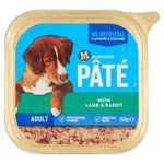 Morrisons Pate Single Tray Lamb & Rabbit