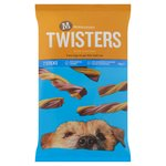 Morrisons Twisters Chicken Dog Snacks