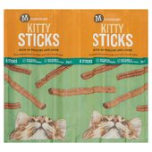 Morrisons Cat Sticks Chicken & Liver Pet Food