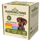 Harringtons Super Premium Wet Dog Food Multi Pack