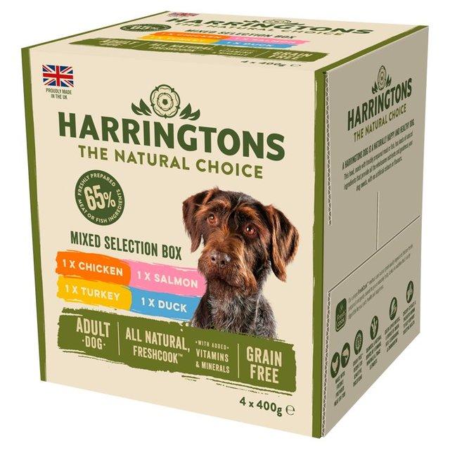 Harringtons Dog Food Morrisons