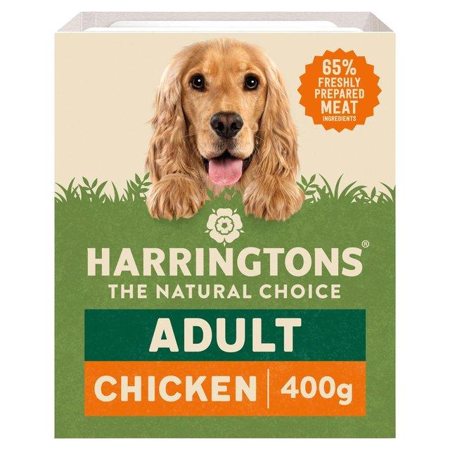Morrisons Harringtons Super Premium Wet Dog Food Chicken