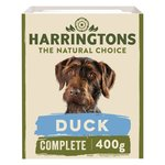 Harringtons Super Premium Wet Dog Food Duck