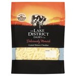 Lake District Grated Mature Cheese