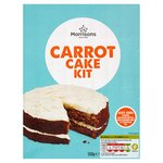 Morrisons Carrot Cake Kit