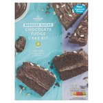Morrisons Chocolate Fudge Cake Kit