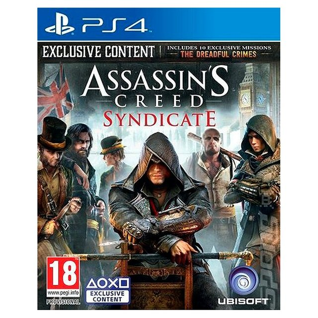 Assassins Creed  Syndicate PS4 (18) R