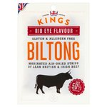 Kings Rib Eye Flavour Dried Meat Snack Biltong
