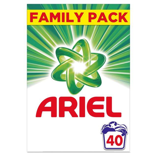 Ariel Washing Powder Original 40 Washes