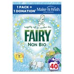 Fairy Non Bio Washing Powder 40 Washes