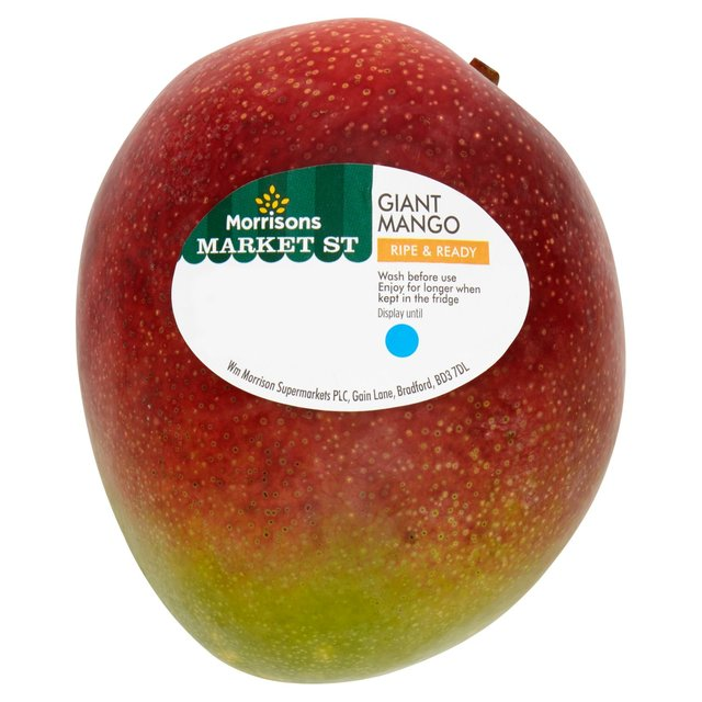 Morrisons Ready To Eat Giant Mango
