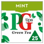 PG Tips Green Mint Tea 25s