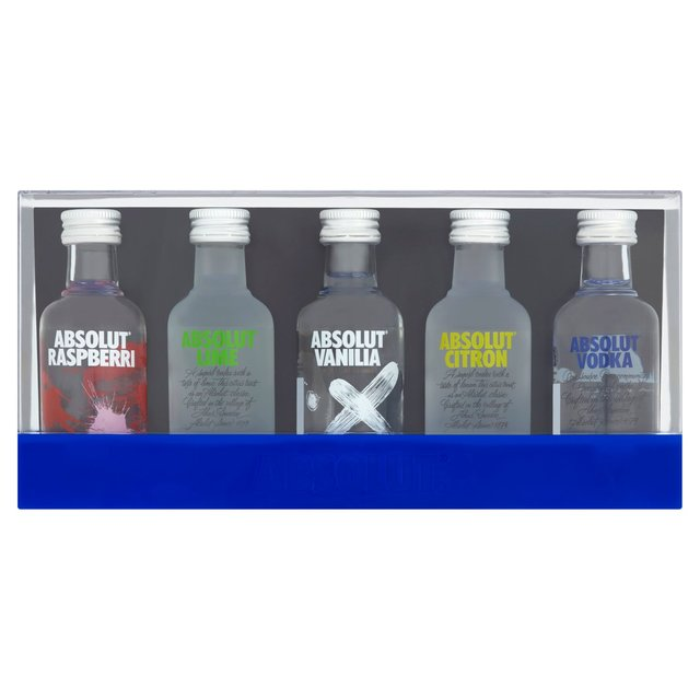 Absolut Vodka Miniatures Gift Set