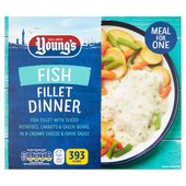 Youngs Fish Fillet Dinner