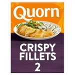 Quorn Crispy Fillets 2 Pack