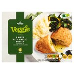 Morrisons 2 Meat Free Kievs with Garlic Butter