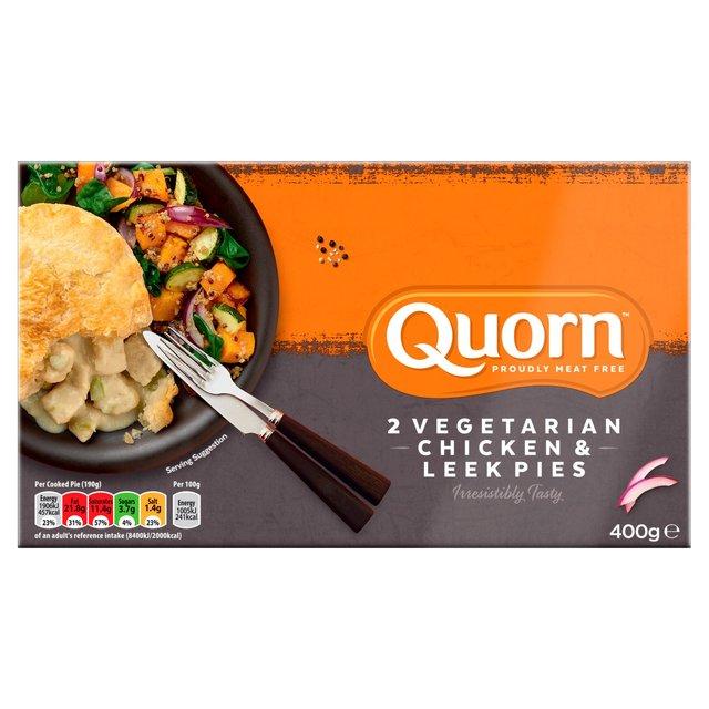 Morrisons: Quorn Chicken & Leek Pie 400g 400g(Product