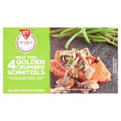 Fry's Meat-Free Crumbed Schnitzels 320g