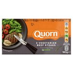 Quorn Beef Steak