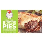 Fry's Meat Free Pepper Steak Style Pies