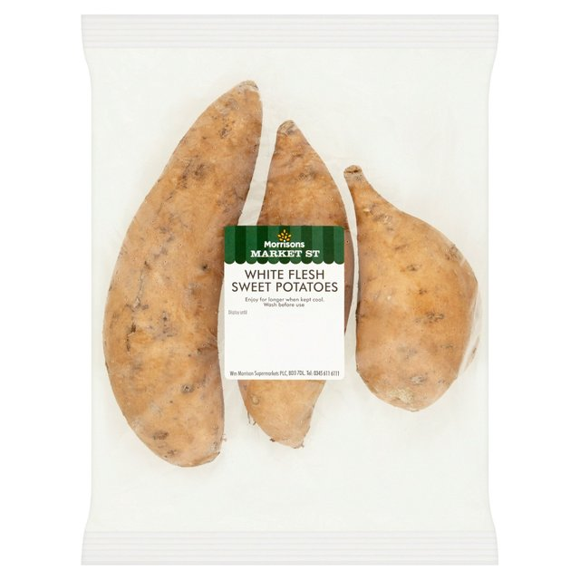 Morrisons White Flesh Sweet Potato