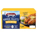 Youngs Scottish Kipper Fillets