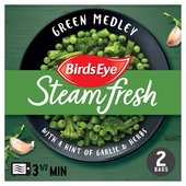 Birds Eye Green Medley With Garlic & Herbs