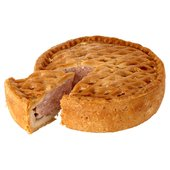 Morrisons Large Lattice Pie
