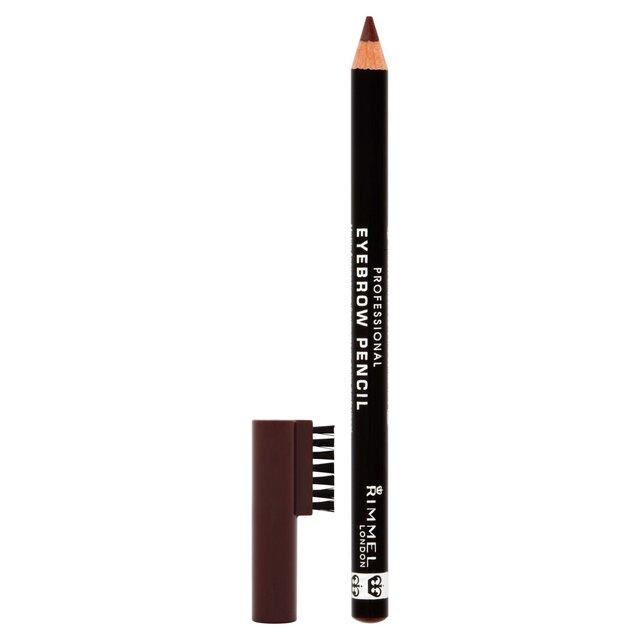 Rimmel London Professional Eyebrow Pencil Dark Brown
