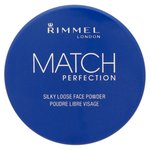 Rimmel Match Perfection Loose Power Transparent