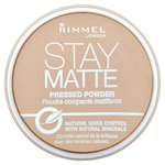 Rimmel Stay Matte Pressed Powder Warm Beige/ Cham